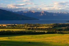 New Zealand Landscape Stock Images