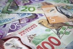 New Zealand money Royalty Free Stock Image