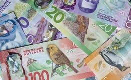 New Zealand money