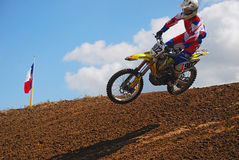 New Zealand Motocross Racer Cody Cooper Stock Images