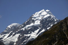 New Zealand - Mount Cook Royalty Free Stock Images