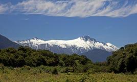 New Zealand - Mount Cook Royalty Free Stock Photos