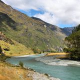 New Zealand nature Stock Photography