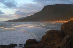 New Zealand ocean Stock Image