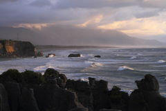 New Zealand ocean Stock Photography