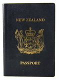 New Zealand Passport - Old style Royalty Free Stock Photography
