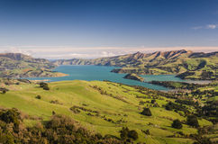 New Zealand pristine scenery Royalty Free Stock Photo