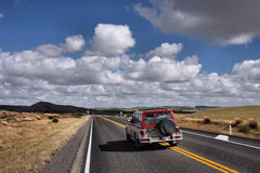 New Zealand road Stock Photos