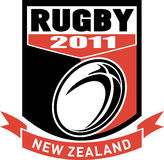 New zealand Rugby 2011 Royalty Free Stock Photography