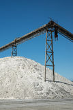 New Zealand Saltworks Royalty Free Stock Photos