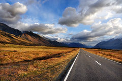 New Zealand South Island Royalty Free Stock Image