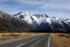 New Zealand Southern Alps Royalty Free Stock Photography
