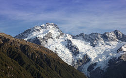 New Zealand Southern Alps Stock Photos