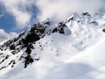 New Zealand Sunny Winter's Day Royalty Free Stock Photo