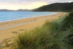 New Zealand sunset Royalty Free Stock Images