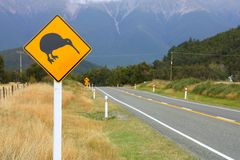 New Zealand symbol Stock Image