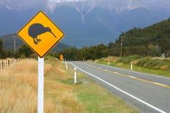 New Zealand symbol Stock Image