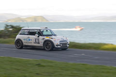 New Zealand Targa Rally Royalty Free Stock Photos