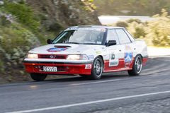 New Zealand Targa Rally Stock Image