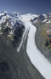 New Zealand - Tasman Glacier Stock Images