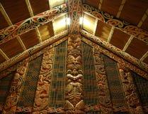 New Zealand Traditional House Stock Photo