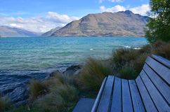 New Zealand Travel Queenstown Royalty Free Stock Photography