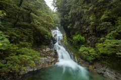 New Zealand view. Royalty Free Stock Photos