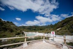New Zealand volcano Stock Photos