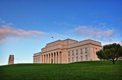 New Zealand War Memorial Museum Stock Image