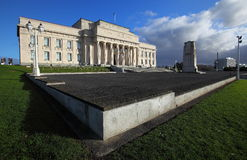 New Zealand War Memorial Museum Stock Photos