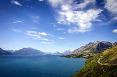 New Zealand wilderness Royalty Free Stock Photos