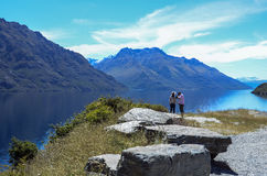 New Zealand wilderness Stock Image