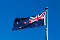 New Zealnd Flag Stock Photo