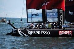 New zeland team Stock Photo