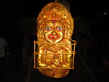 Newari god Stock Photography