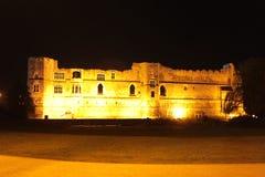 Newark castle royalty free stock photography