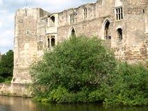 Newark Castle near sherwood forest UK stock photos