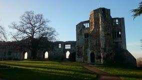 Newark castle royalty free stock photos