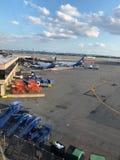 Newark flygplats arkivfoton