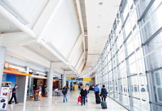 Newark International Airport Stock Image