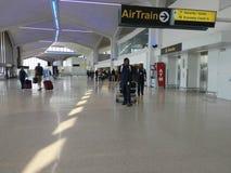 Newark Liberty International Airport Image libre de droits