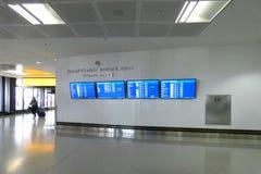 Newark Liberty International Airport Photographie stock libre de droits