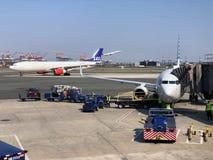 Newark Liberty International Airport royalty-vrije stock fotografie