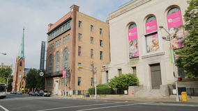 Newark Museum Royalty Free Stock Photos