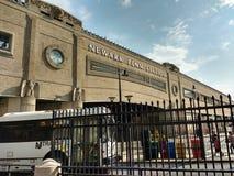 Newark Penn stacja, Pennsylwania stacja, NJ, usa fotografia royalty free