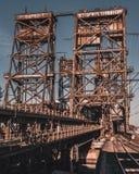 Newark Penn Station stock fotografie