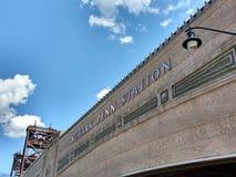 Newark Penn Station, estación de Pennsylvania, NJ, los E.E.U.U. Imágenes de archivo libres de regalías