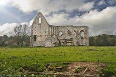 Newark priorskloster fördärvar Royaltyfri Fotografi