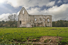 Newark Priory ruins Royalty Free Stock Photography
