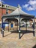 Newbiggin bandstand στοκ εικόνα με δικαίωμα ελεύθερης χρήσης